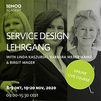 Service Design Lehrgang 2020