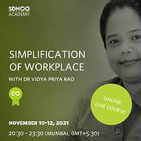 Simplification of Workplace