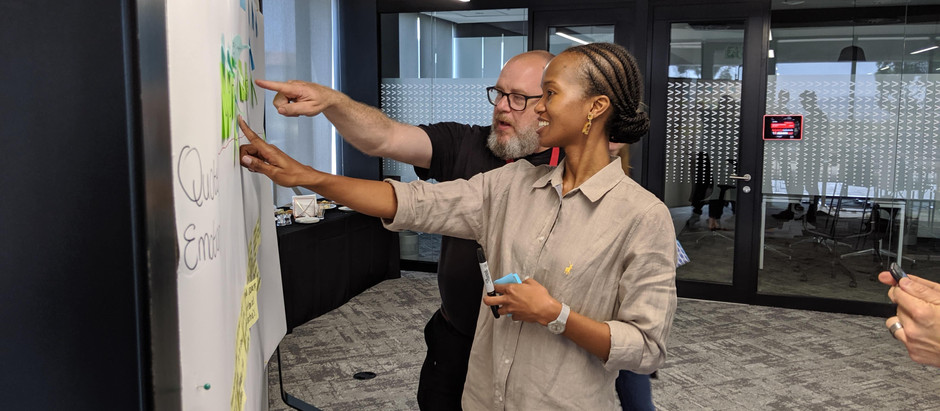 Journey Mapping Course Takes the SDN's New South African Chapter on an Educational Voyage