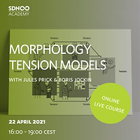 Morphology tension models - how to design and quantify them