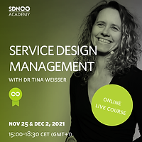 Service Design Management -setting the stage for Implementation