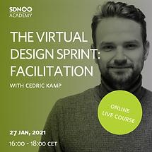 The Virtual Design Sprint: Facilitation