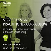 Service Design Practitioner Curriculum (Training + Accreditation)