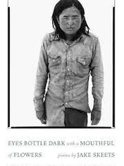 Eyes Bottle Dark with a Mouthful of FlowersBy: Jake Skeets