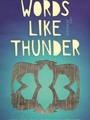 Words Like Thunder By: Lois Beardslee