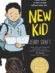 New Kid By: Jerry Craft