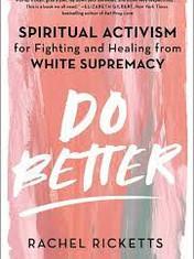 Do Better By: Rachel Ricketts