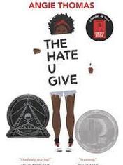 The Hate U GiveBy: Angie Thomas