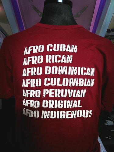 Afro Indigenous diaspora