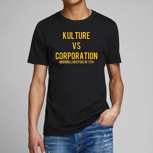 Kulture vs Corporation