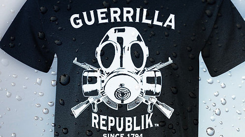 Guerrilla  Republik Gas Mask