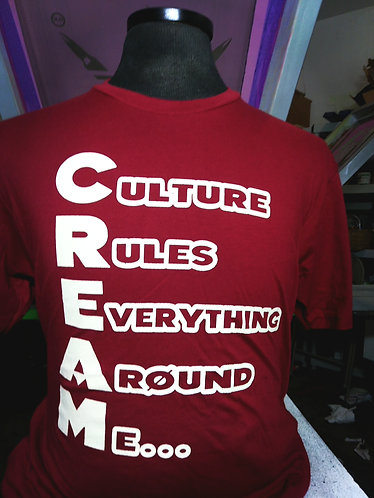 Culture Rules Everything Around Me
