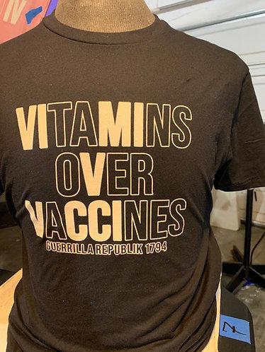 Vitamins Over Vaccines