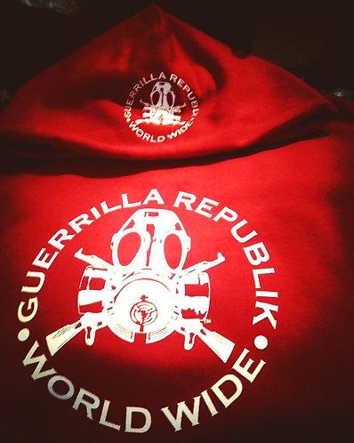 Guerrilla Republik Worldwide Hoody