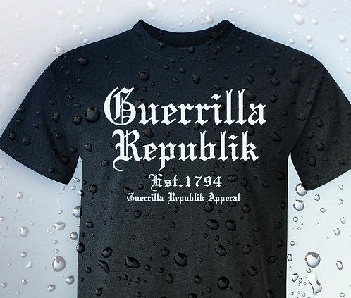 Guerrilla Republik Old English