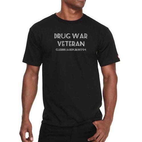 Drug War Veteran.