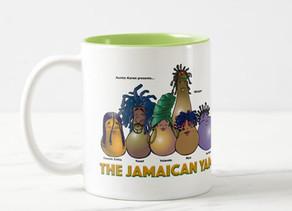 Auntie Karen The Jamaican Yams - Mug