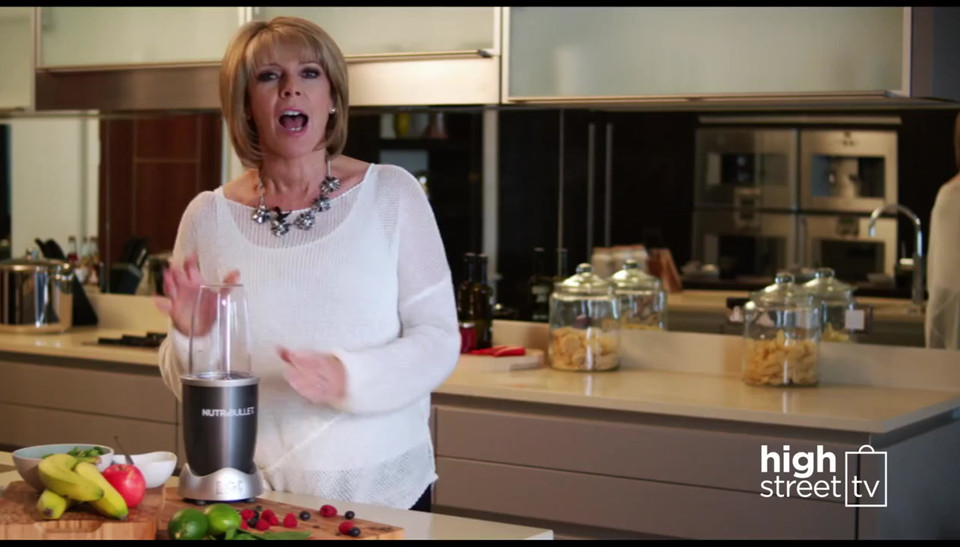 NUTRIBULLET | with Ruth Langsford