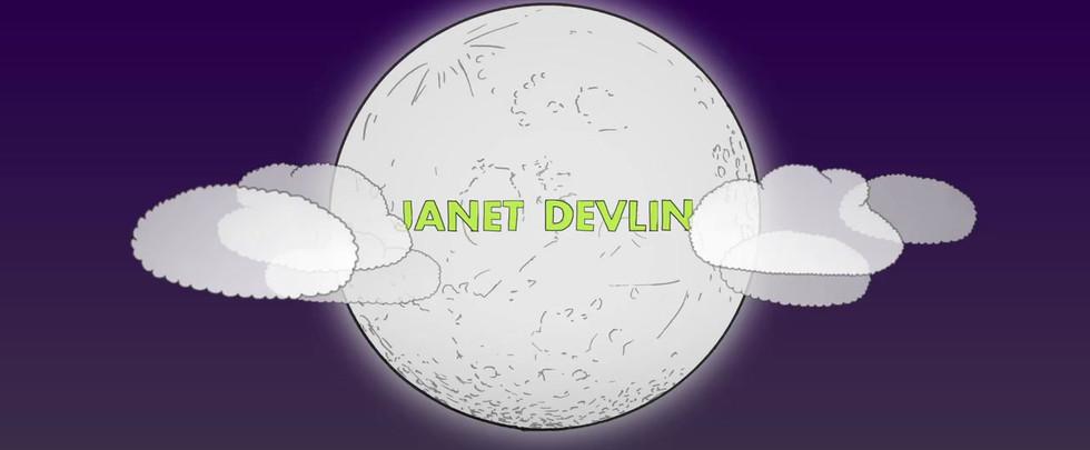 Janet Devlin |  Creatures of the Night