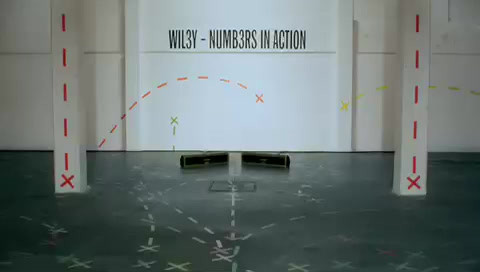 WILEY | 'NUMBERS IN ACTION'