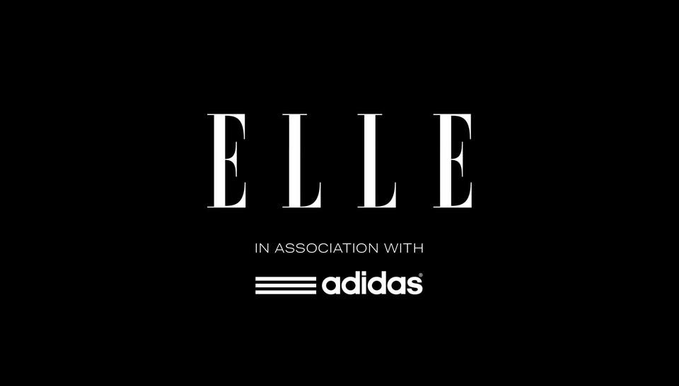 "ELLE + ADIDAS  | ""MY GIRL'"