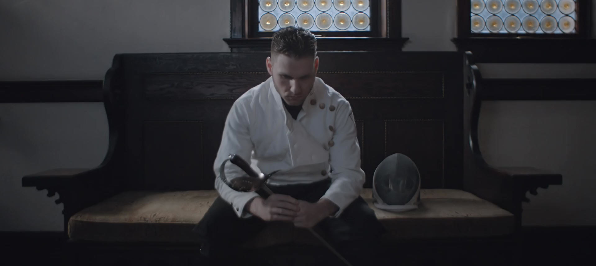 Moet & Chandon | Two fencers. One Victor