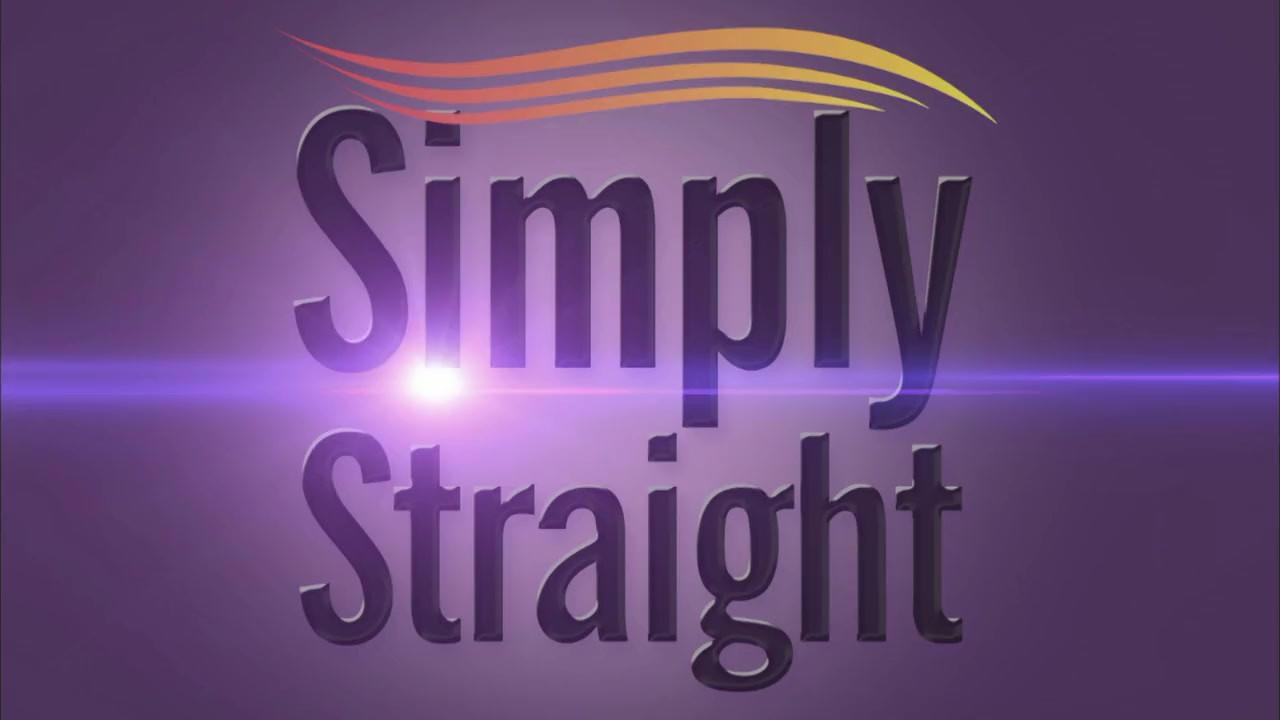 JML   DRTV adverts - 'Simply Straight Gold'