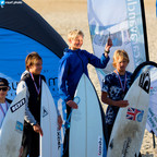 Barnaby Cox - British Surfing Champion!!!