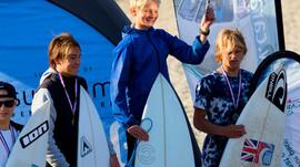 Barnaby Cox - British Surfing Champion!!!