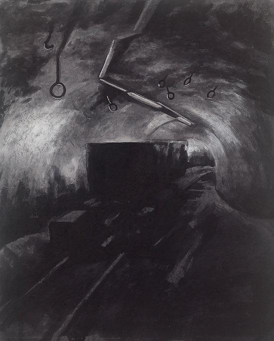03.터널-91x73cm 한지에 채색 2016-1.jpg