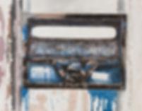 우편함01 32x41cm,한지에 채색,2018.jpg