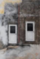 두 사람 - 200x130cm,한지에 채색,2018.jpg
