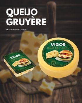 Queijo Gruyère Vigor