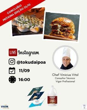 Live | Instagram | @tokudaipoa