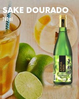 Sake Dourado | Azuma Kirin