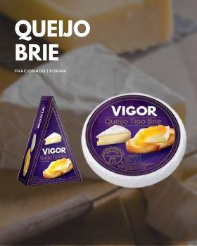 Queijo Brie Vigor