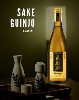 Sake Guinjo | Azuma Kirin