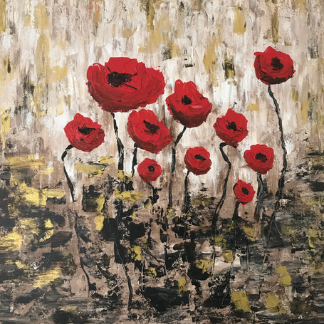 The Poppies of War