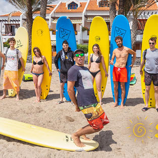 Surf Life Tenerife