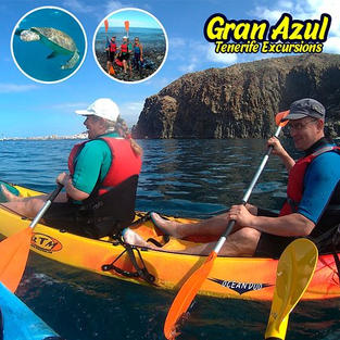 Grand Azul Tenerife Excursions