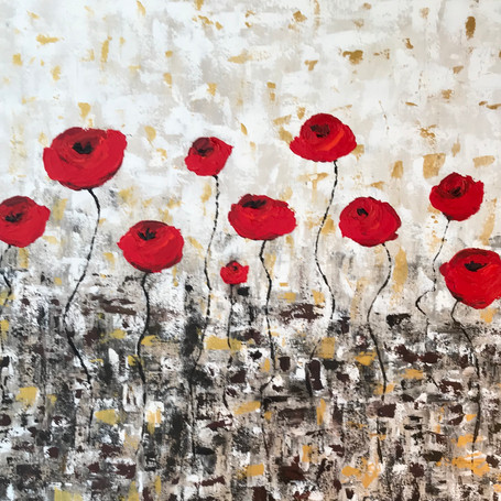 The Poppies of Happiness