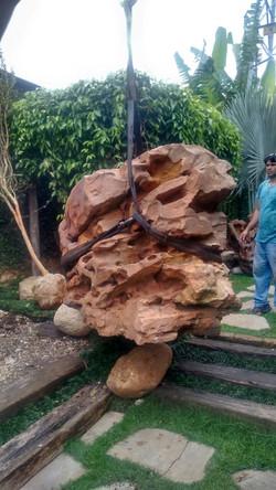 Pedras Ornamentais e Paisagismo