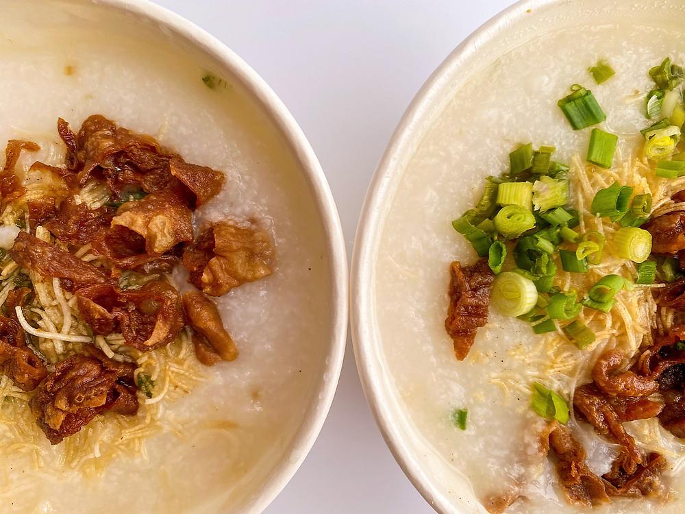 Porridge from Huang Hong Ji Porridge