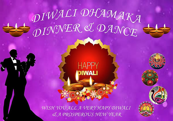 Diwali Dhamaka Dinner & Dance