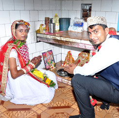 Kartik weds Kajal Jaan Vidai  (26).JPG