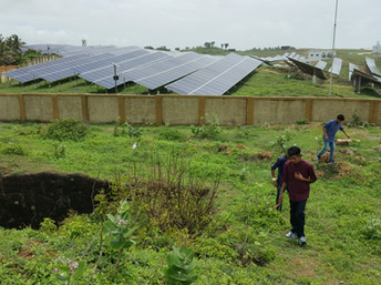 Diu becomes first Union Territory to run 100% on Solar power energy#Malala Diu India