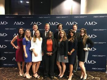2018 AMA Collegiate Conference.