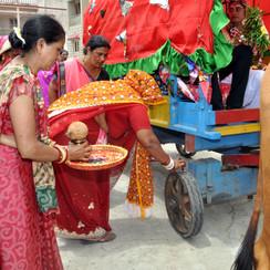 Kartik weds Kajal Jaan Vidai  (38).JPG