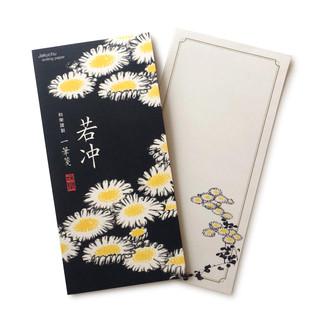 『若冲&フェルメール和洋ごころセット』デザイン