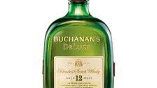 WHISKY BUCHANANS 12 AÑOS BOT UND BUCHANAN